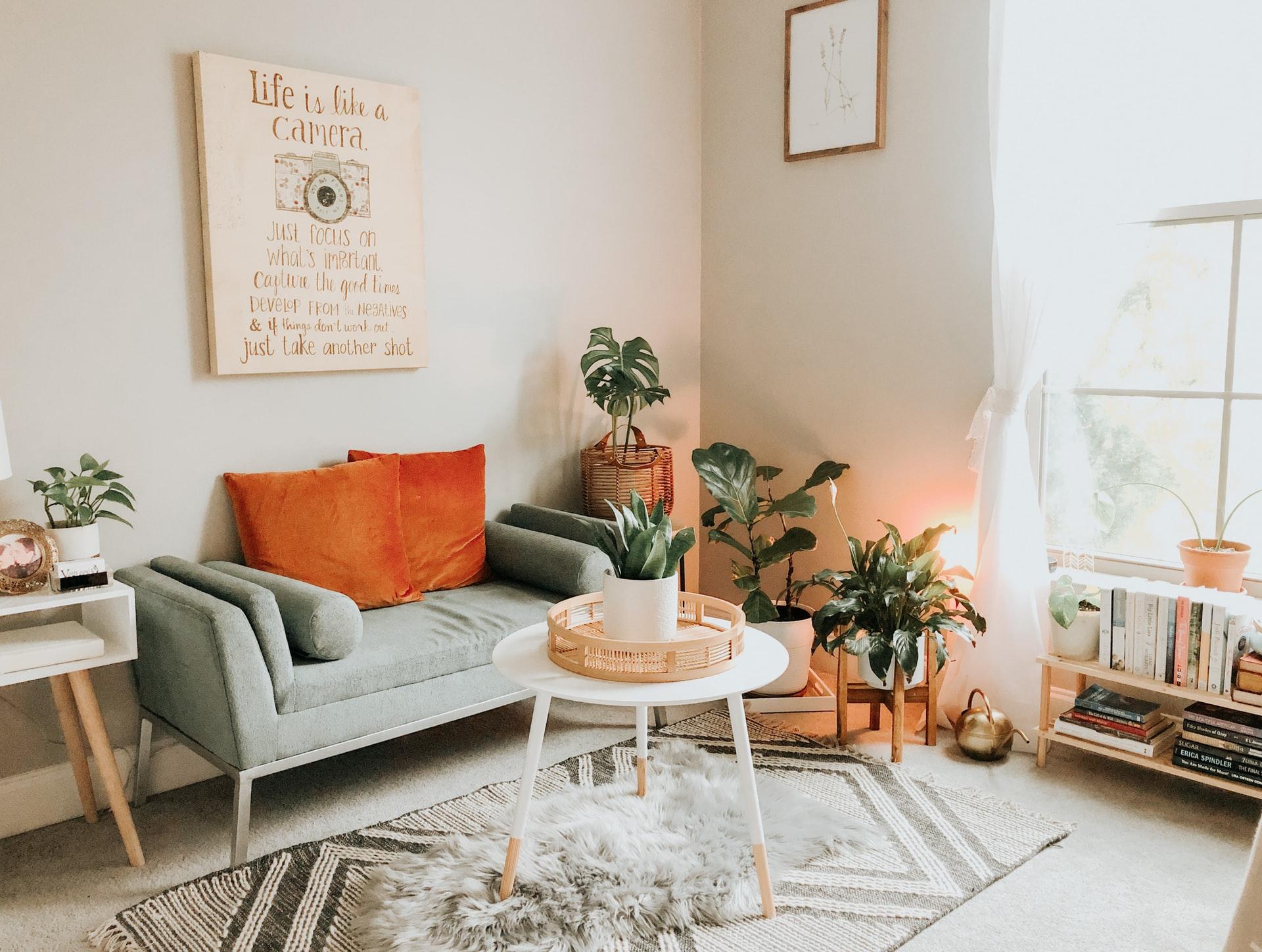 solusi ruang tamu kecil