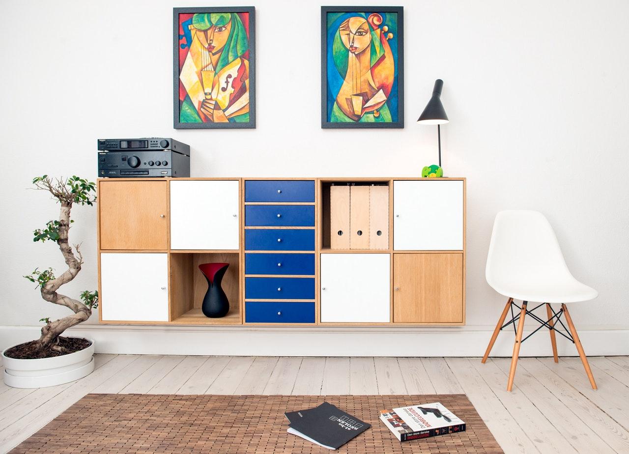 perabotan minimalis