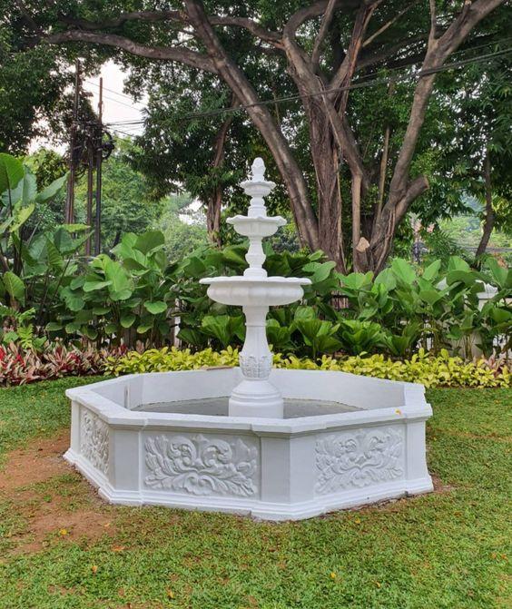 air mancur taman