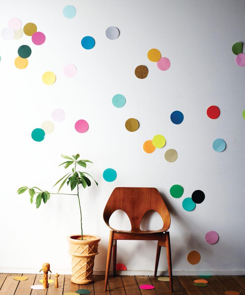7 Hiasan Dinding Dari Kertas Yang Mudah Dibuat Dan Diikuti Di Rumah Rumah123 Com