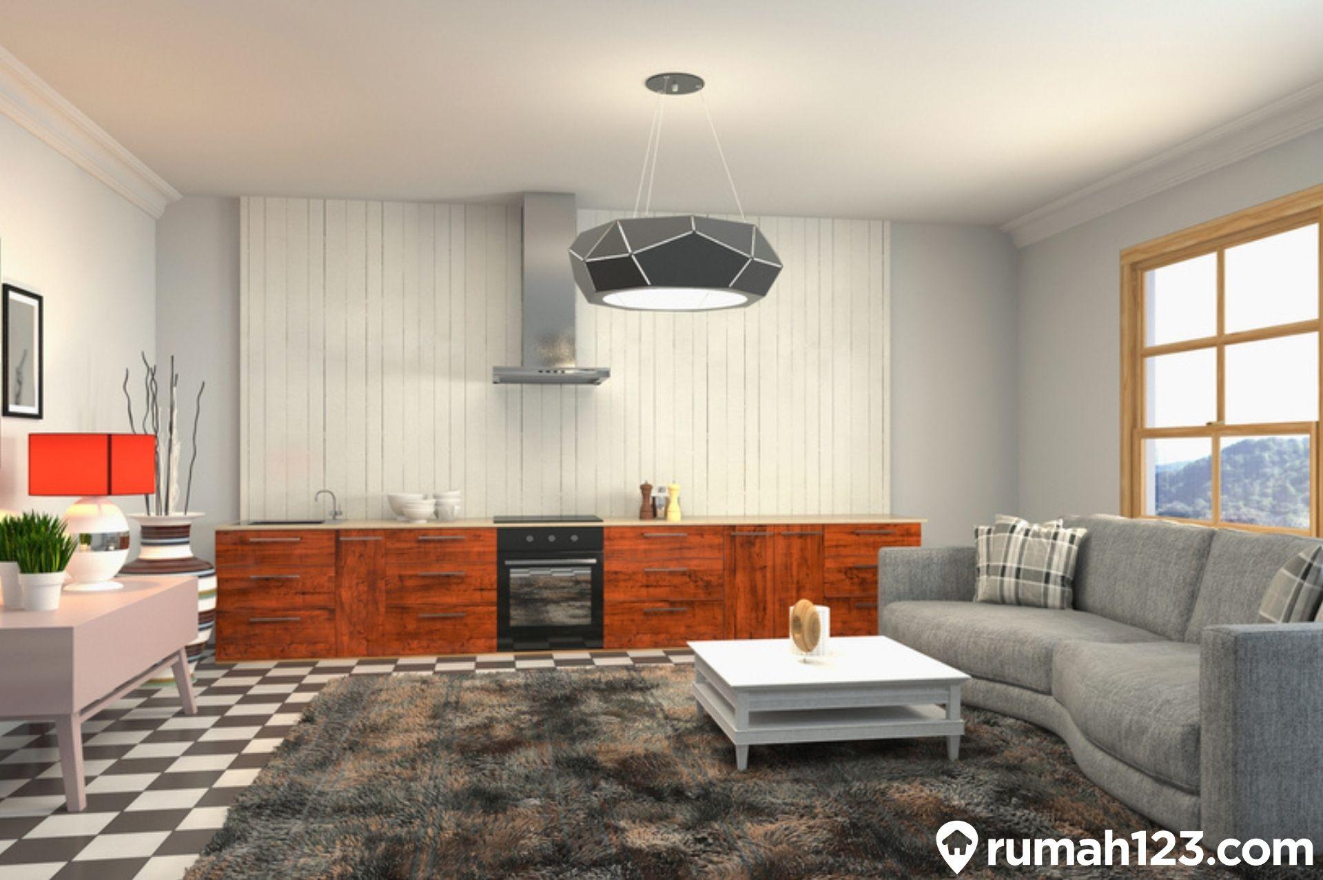 9 Desain Ruang Tamu Lesehan Minimalis Cocok Di Rumah Mungil Rumah123 Com
