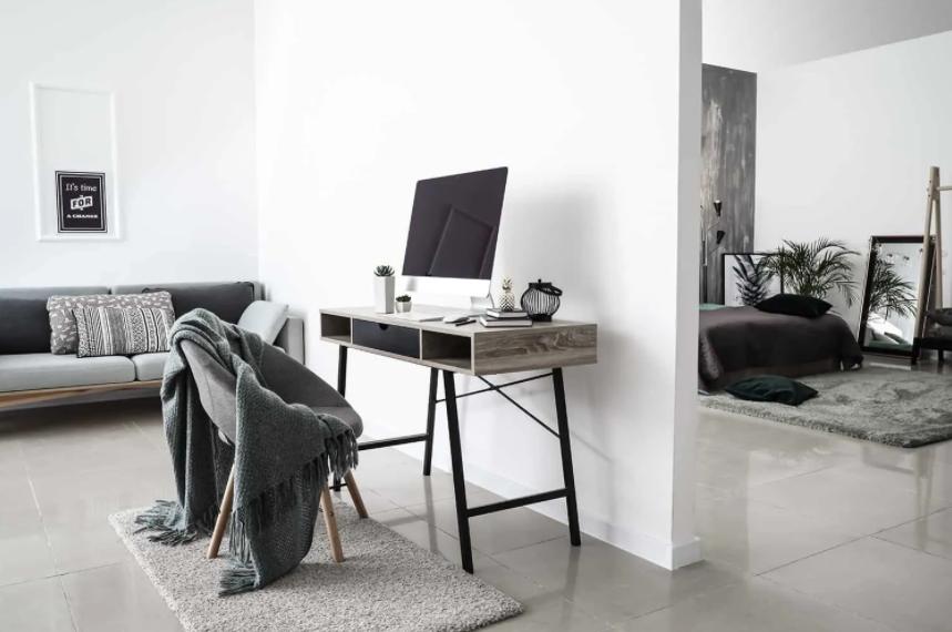 Apartemen Tipe Studio Alcove