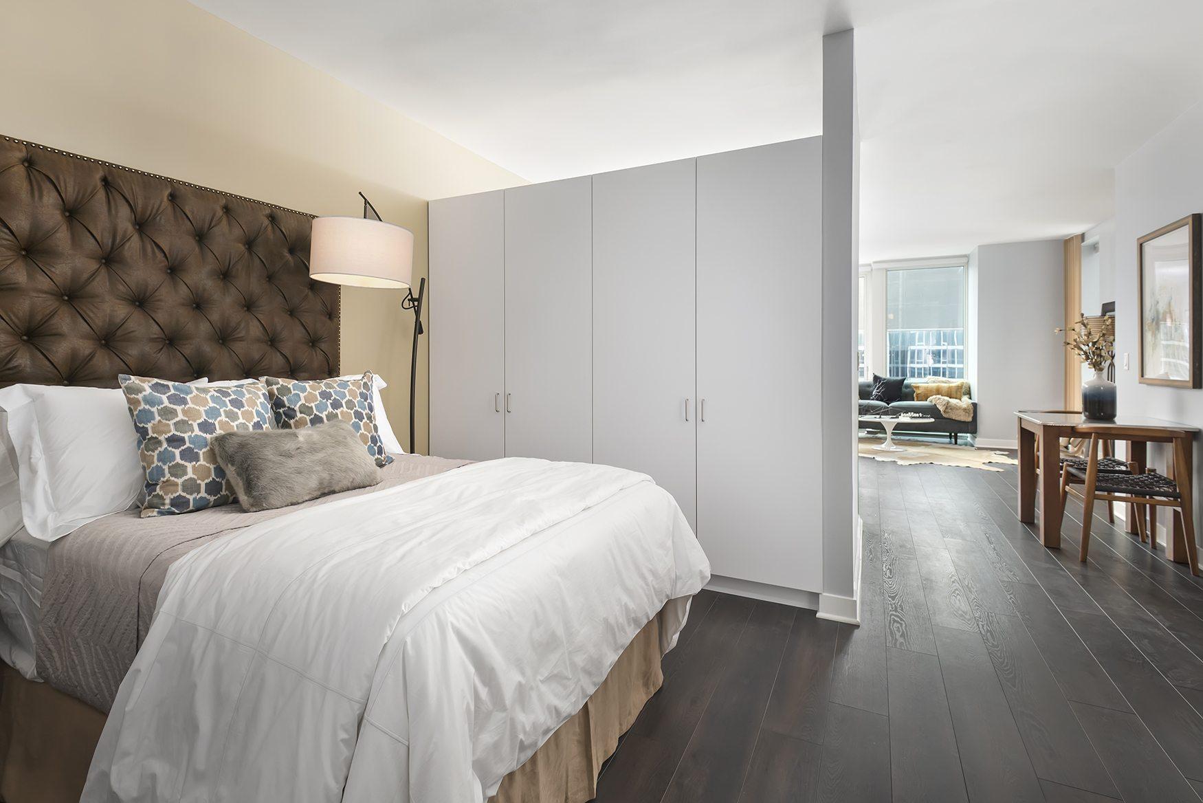 Apartemen Tipe Studio Convertible