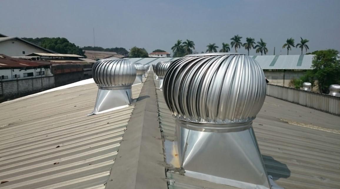turbin ventilator atap