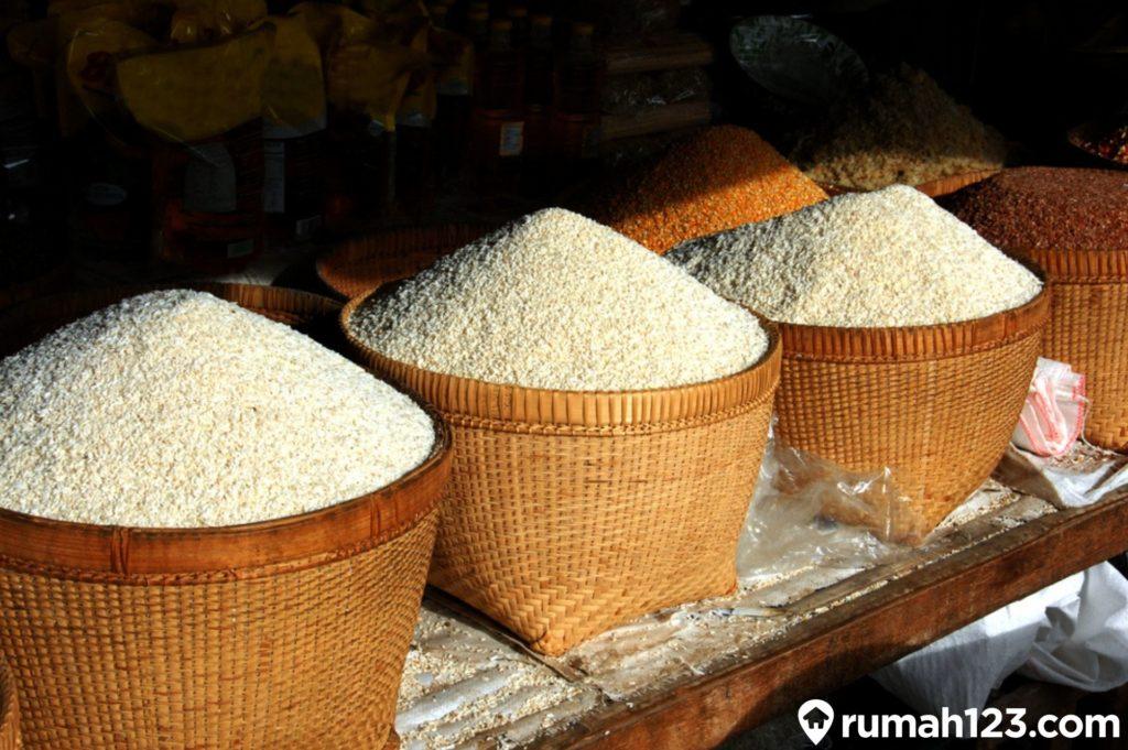 tanaman pangan beras