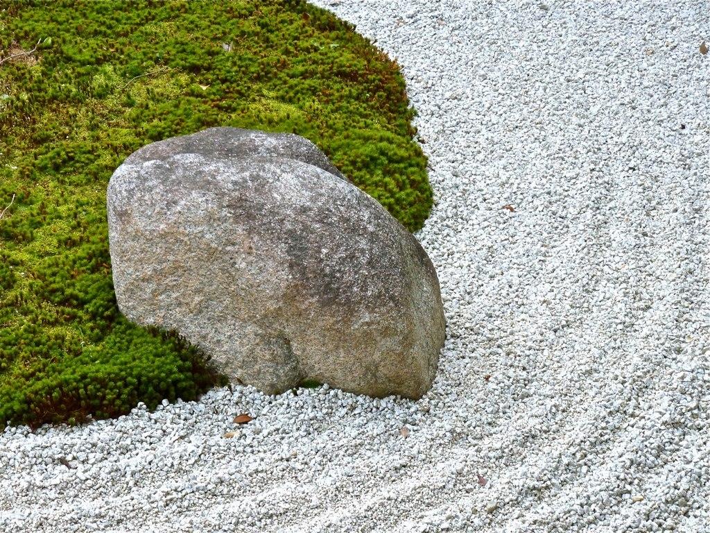 penggunaan pasir zen garden