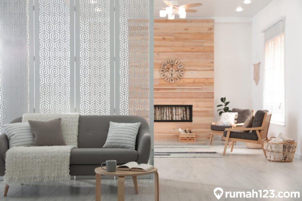 partisi ruangan minimalis