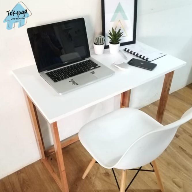meja belajar minimalis