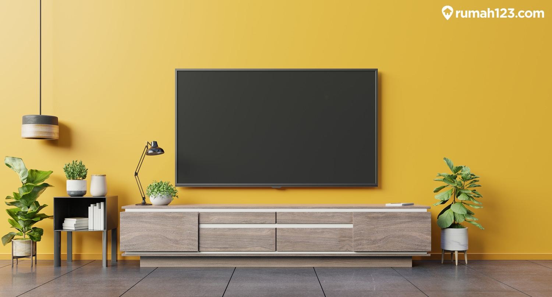 cat rumah kuning