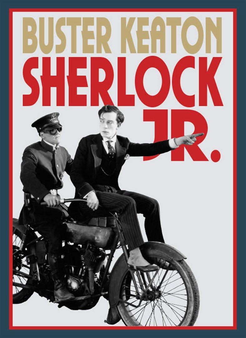 Film Detektif Terbaik_Sherlock Junior