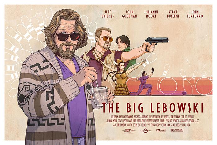 The Big Lebowski_Film Detektif Terbaik