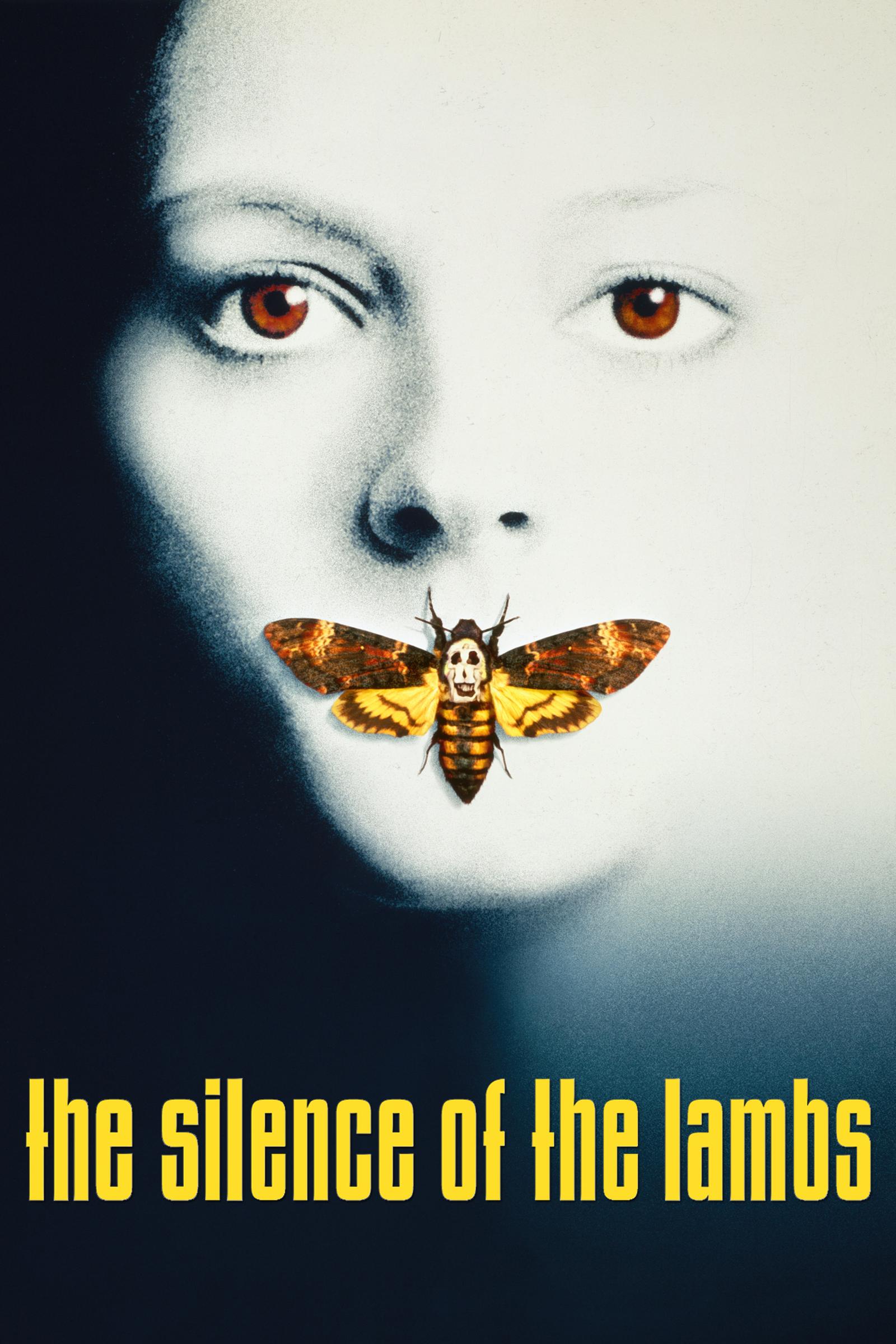 The-Silence-of-the-Lambs_poster_Film Detektif Terbaik
