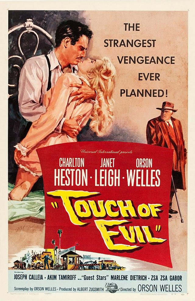 Touch Of Evil_Film Detektif Terbaik