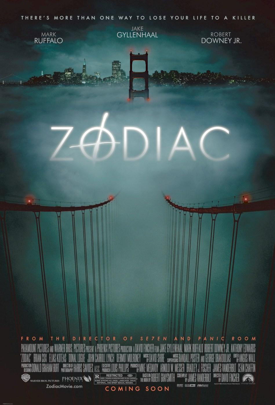 zodiac_Film Detektif Terbaik
