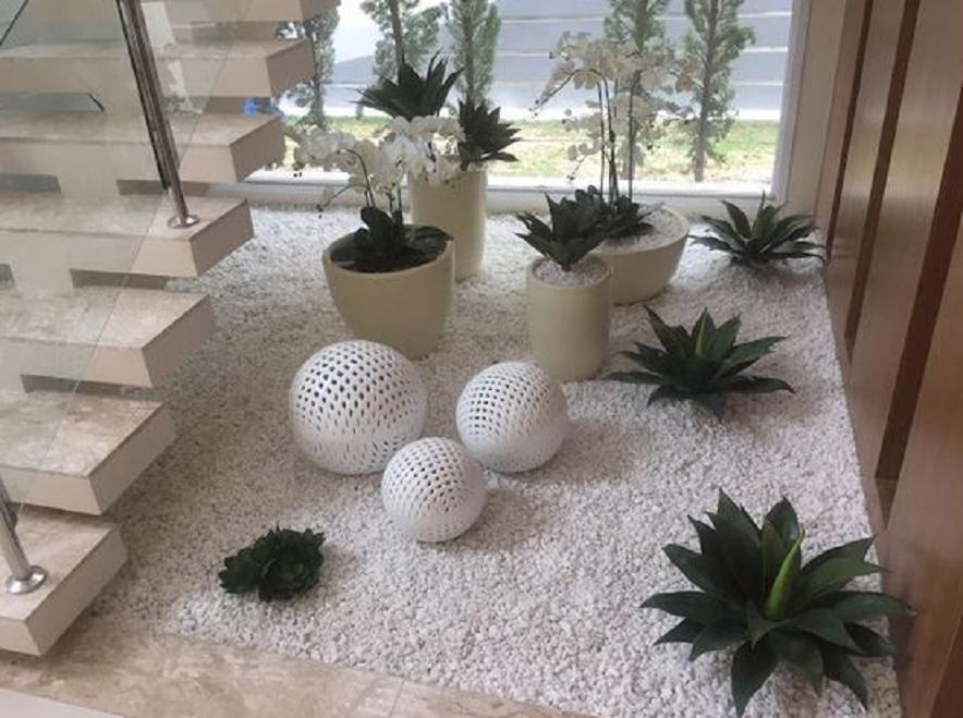 taman minimalis dalam rumah