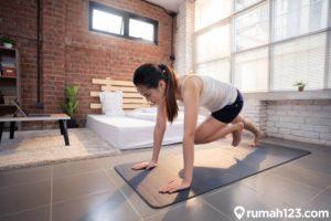 Tetap Sehat! Ini 7 Ide Menghadirkan Ruang Olahraga di Rumah Minimalis