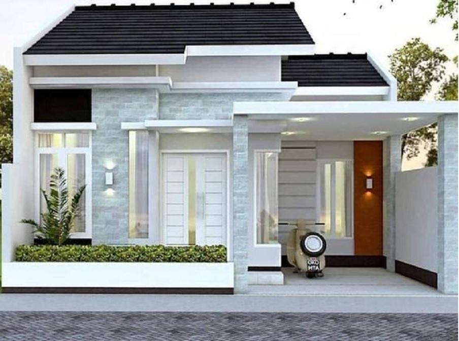 12 Gambar Rumah Minimalis Bisa Jadi Inspirasi Kalau Mau Bangun Rumah Rumah123 Com