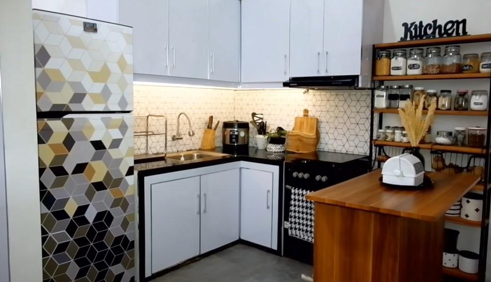 Desain Dapur Minimalis Di Rumah Ini Layak Ditiru Simak 9 Inspirasinya Rumah123 Com