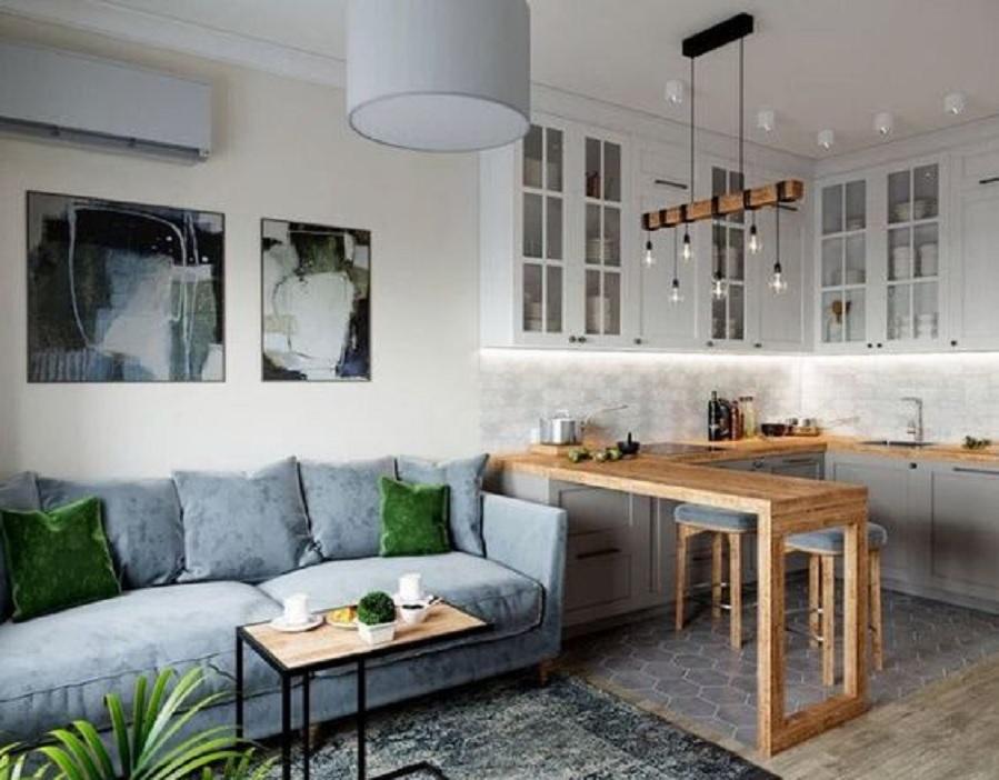 11 Desain Interior Rumah Minimalis dari Ruang Tamu, Dapur ...