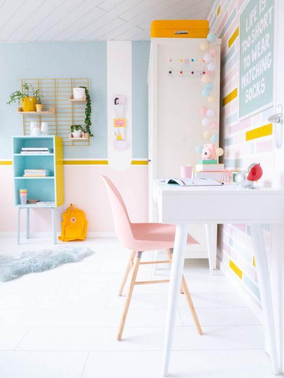 warna pastel
