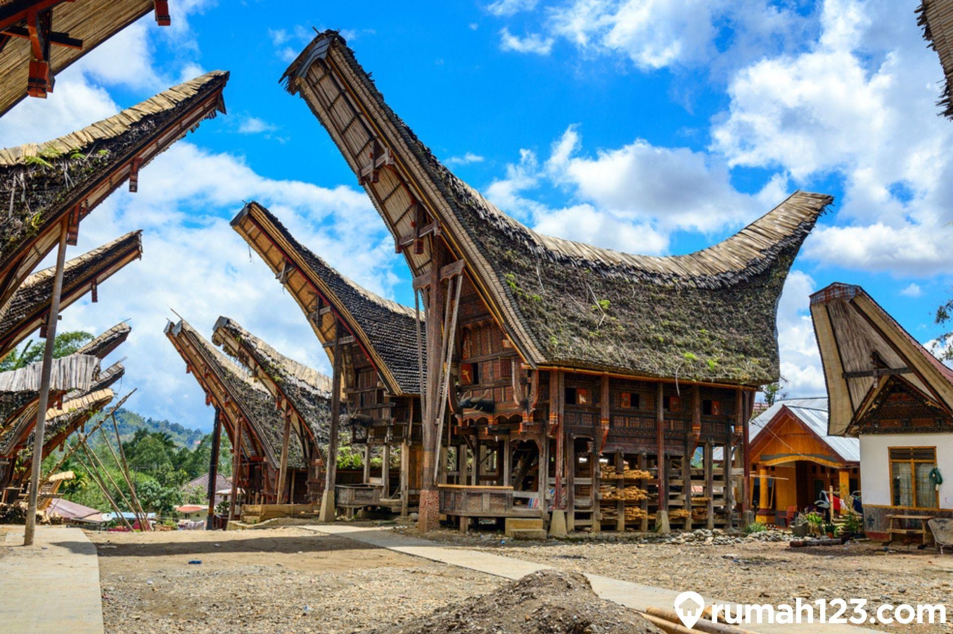 5 Rumah Adat Sulawesi Selatan Beserta Penjelasan Dan Contoh Gambar Rumah123 Com