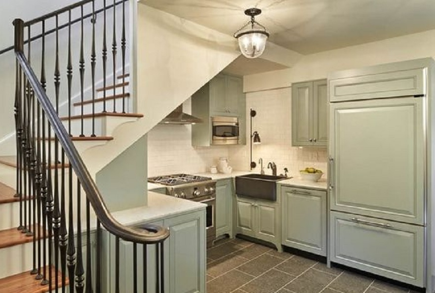 dapur bawah tangga