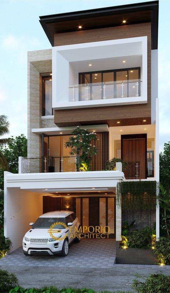 8 Desain Rumah Minimalis 3 Lantai, Mau Pilih Yang Mana? | Rumah123.com