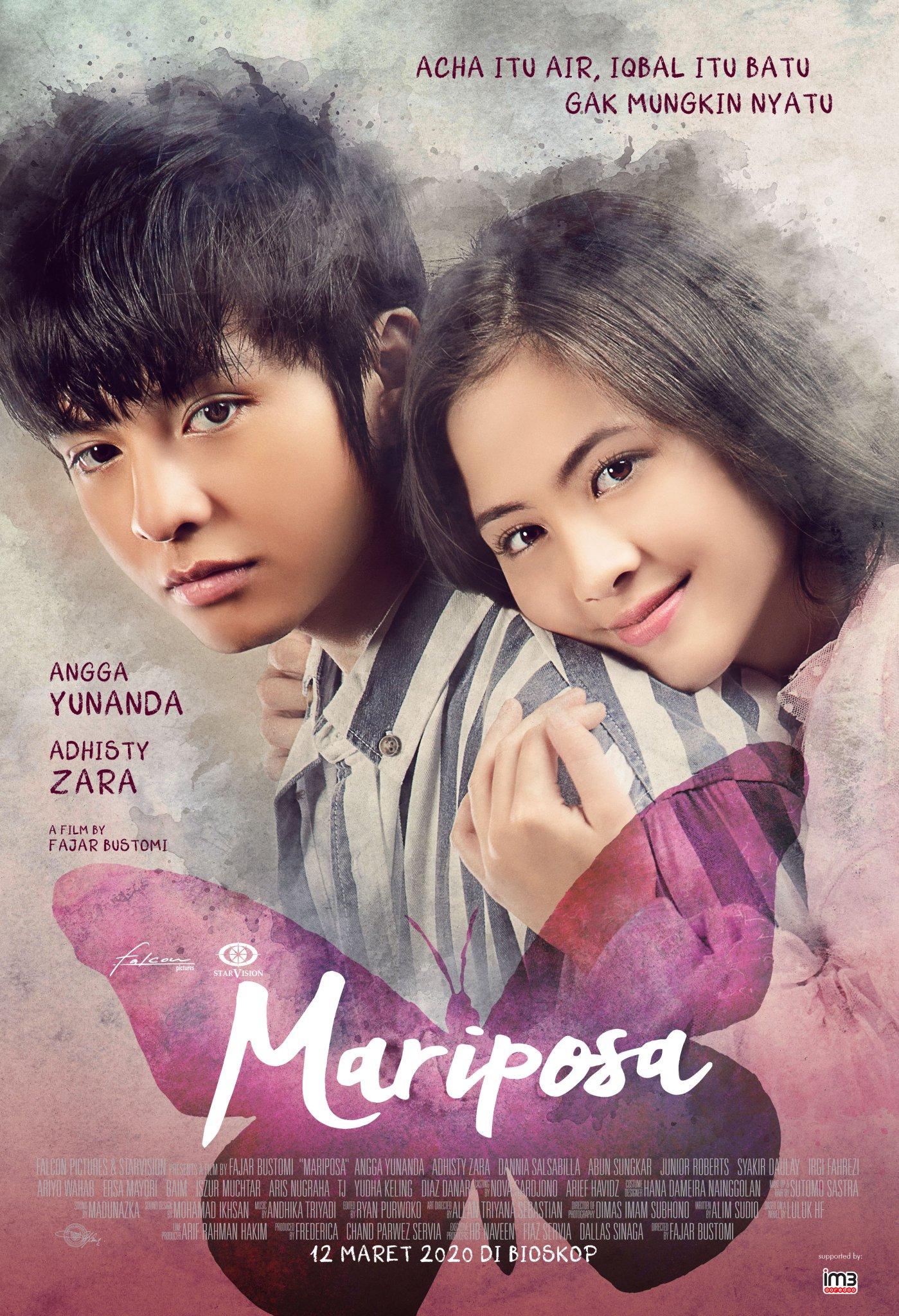 Film Indonesia Terbaru Mariposa
