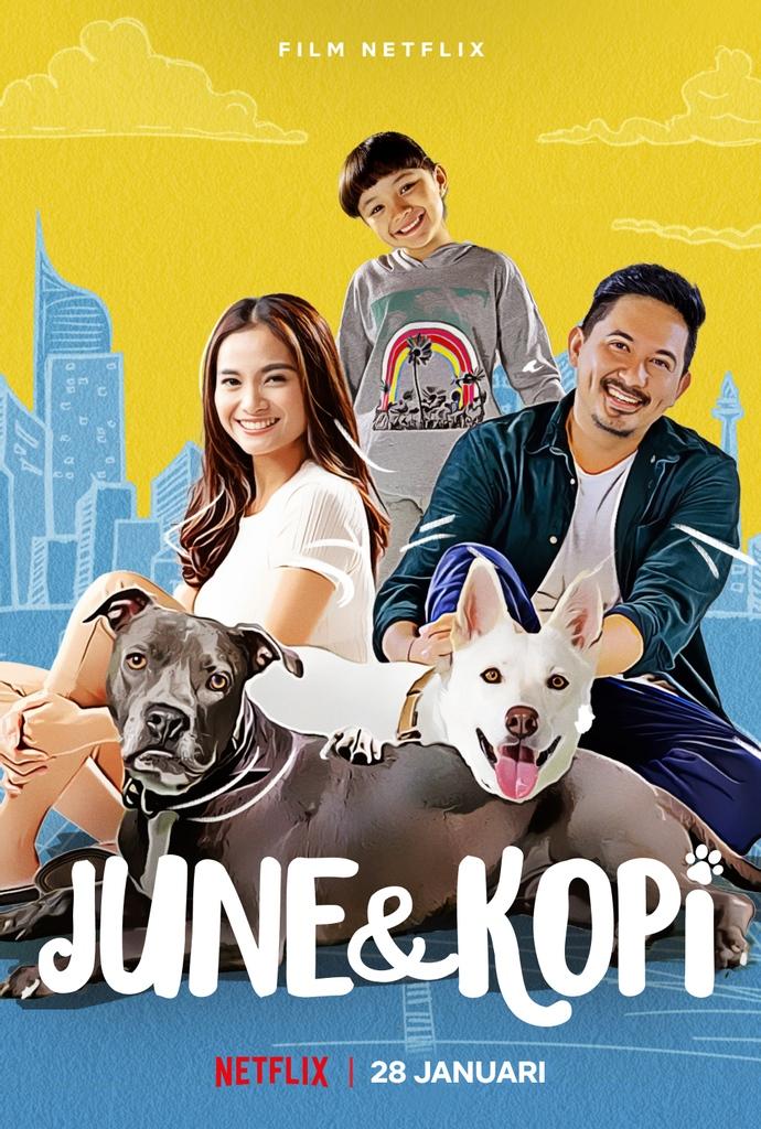 Film Indonesia Terbaru June & Kopi