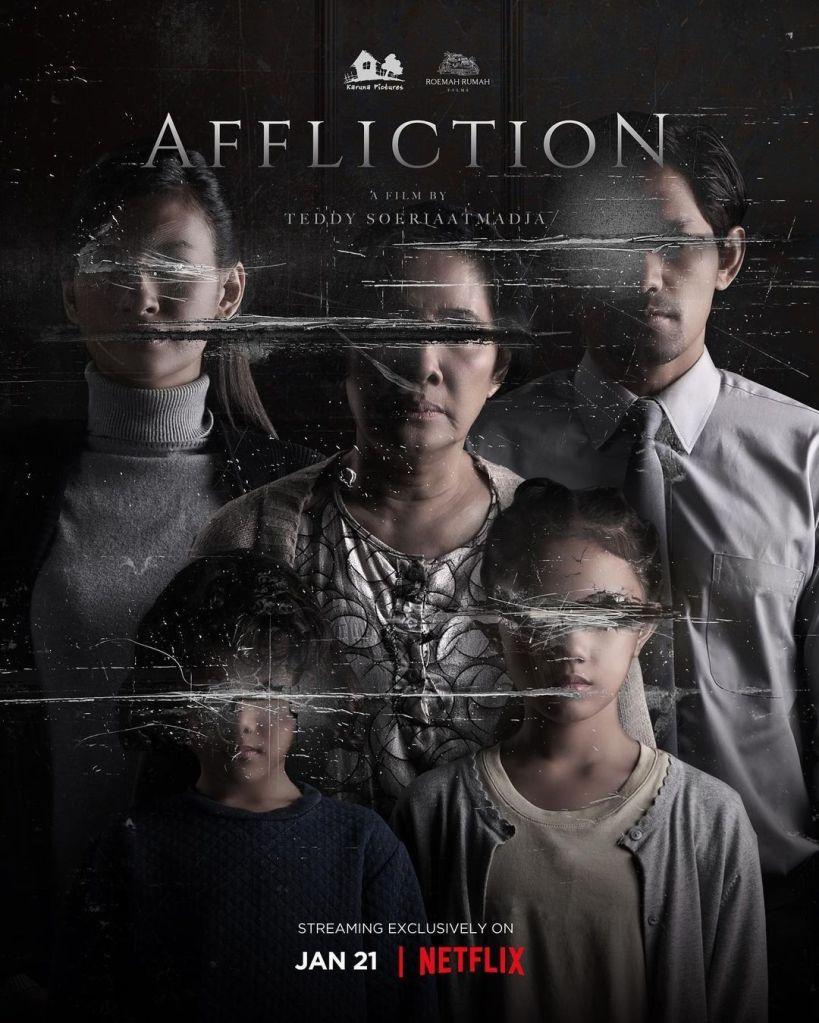 affliction Film Indonesia Terbaru