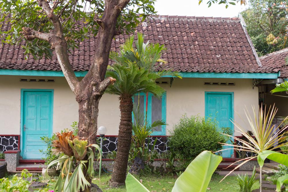 rumah vintage