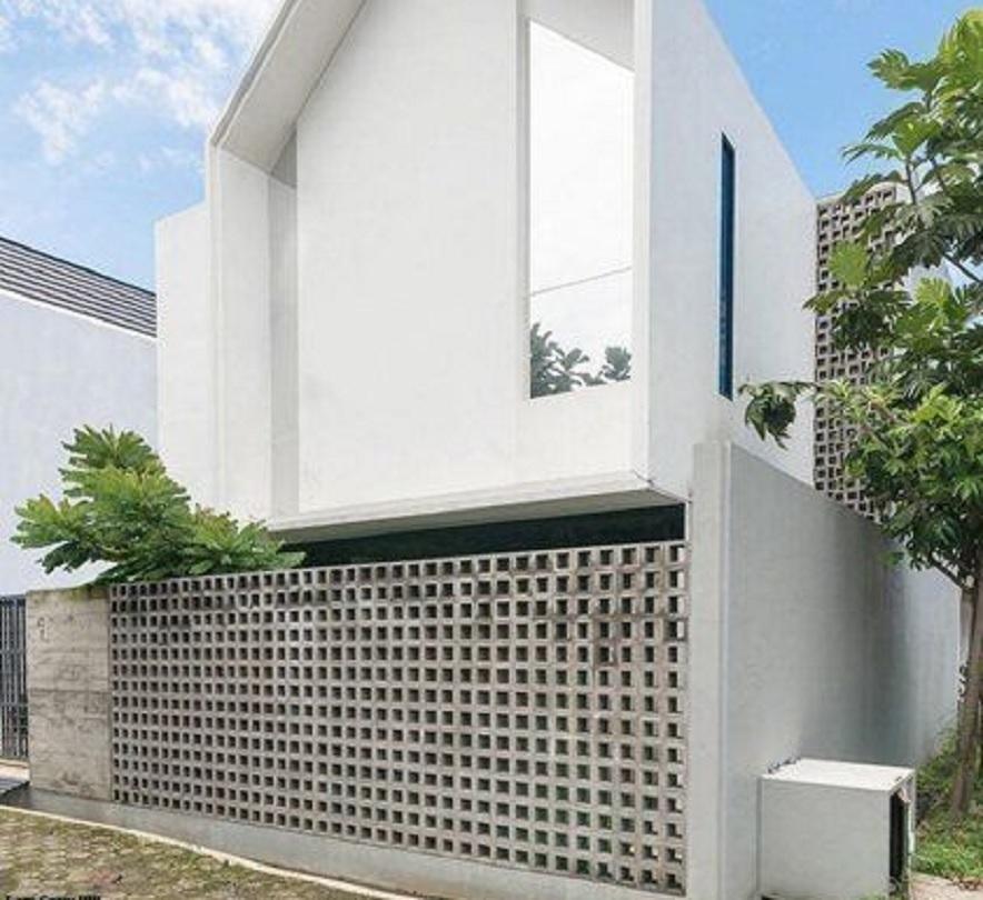 warna pagar rumah 14