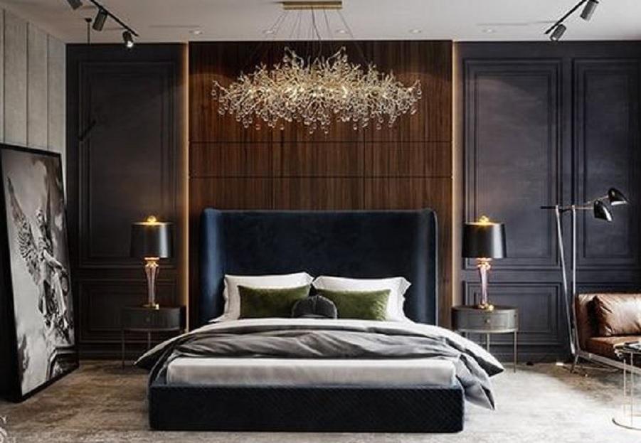 10 Inspirasi Desain Kamar Tidur Mewah Bagi Kamu Yang Ingin Ganti Suasana Rumah123 Com