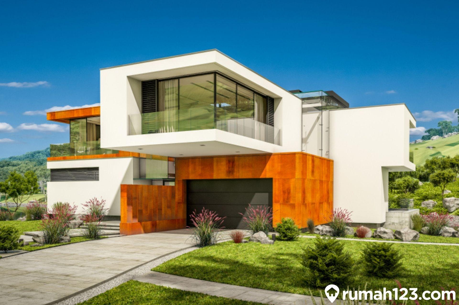 12 Inspirasi Fasad Rumah Minimalis Yang Unik Dan Bisa Kamu Tiru Rumah123 Com