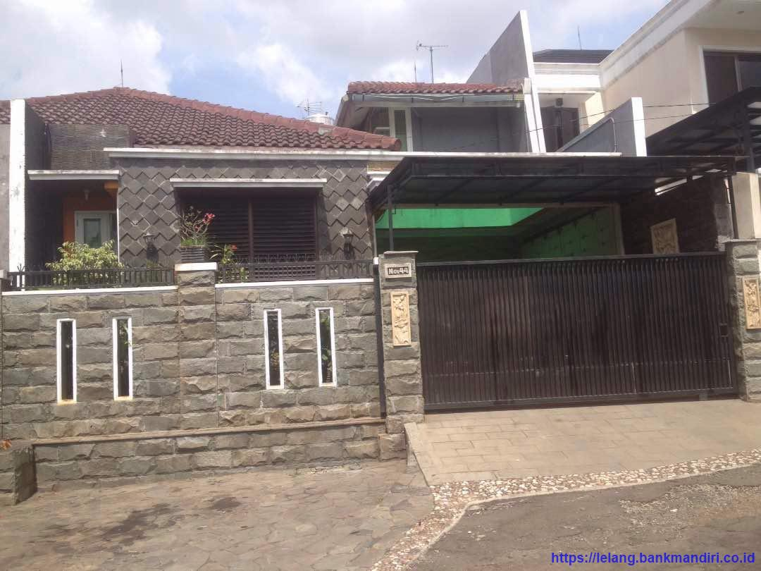 28 Rumah Lelang Bank Mandiri Info Dana Tunai