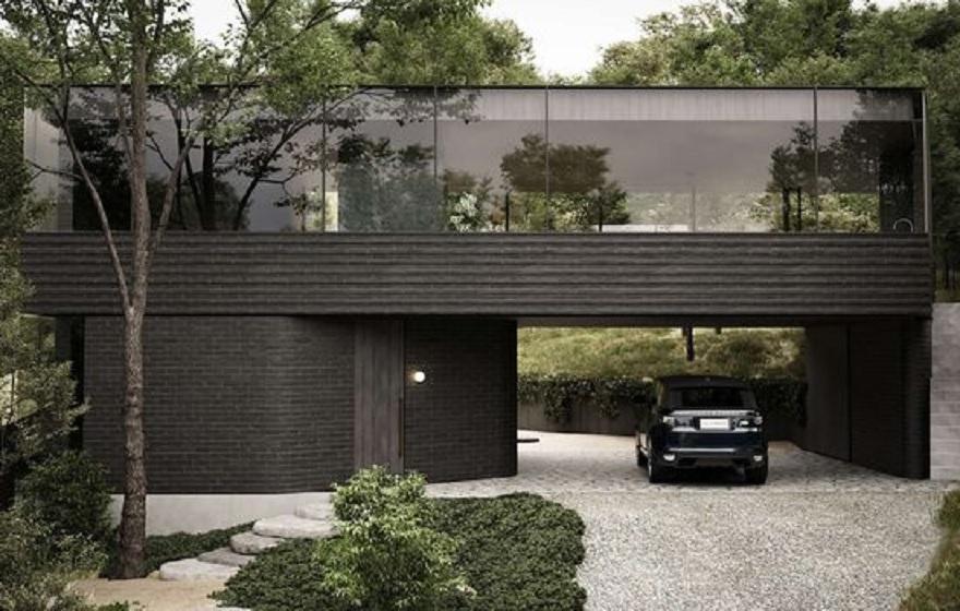 10 Desain Rumah Tingkat Minimalis, Pas Banget Buat Kamu ...