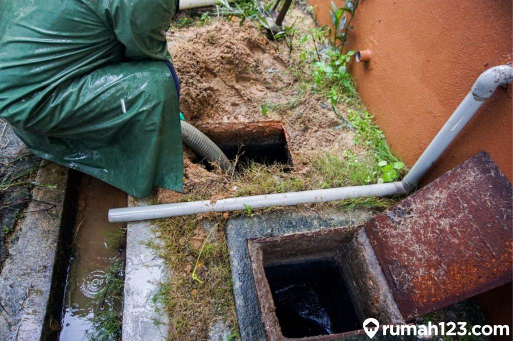 cara membuat septic tank