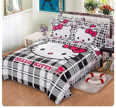 Dekorasi kamar Hello Kitty
