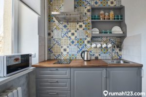 15 Gambar Dapur Minimalis Terbaik 2020 | Mau Pilih yang Mana?