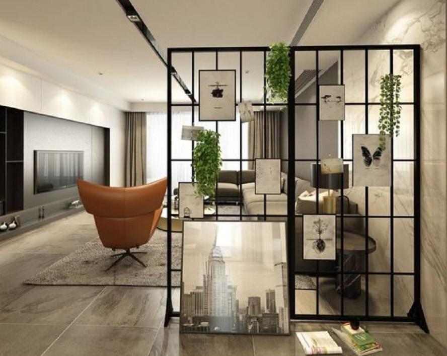 14 Desain Sekat Ruangan Minimalis Privasi Tetap Ada Rumah Tetap Lega Rumah123 Com