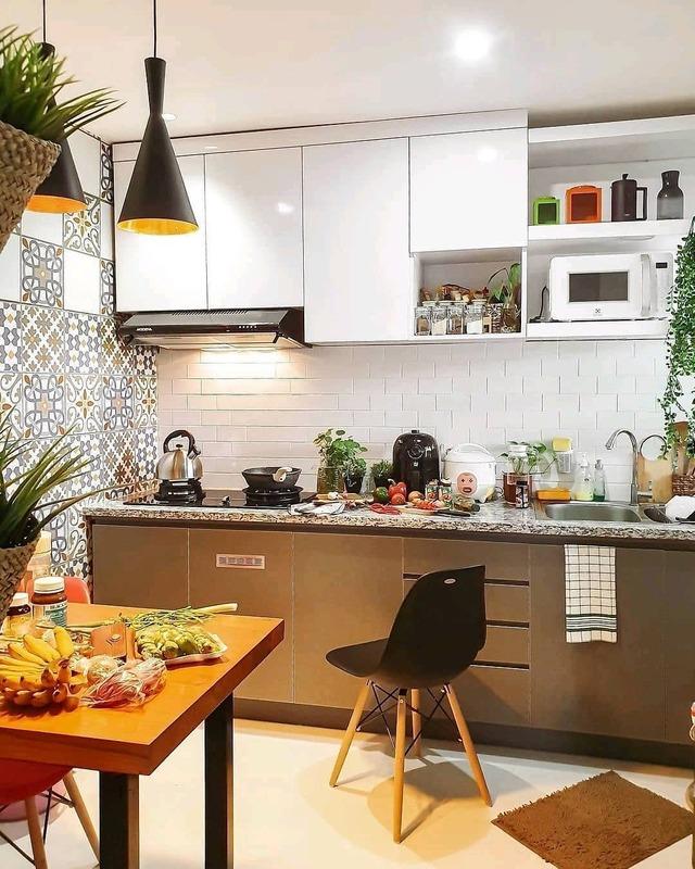 Dapur modern minimalis 2020