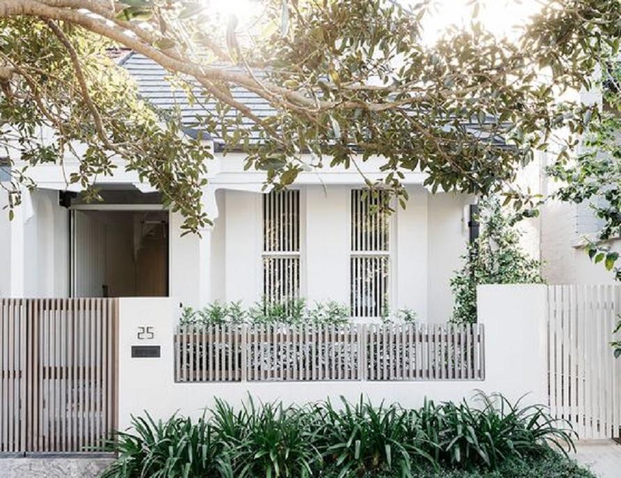 10 Rekomendasi Desain Pagar Rumah Pilih Yang Minimalis Modern Atau Mewah Rumah123 Com