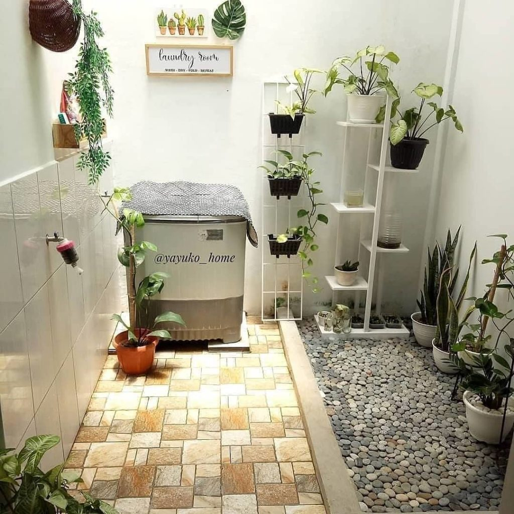 9 Desain Taman Indoor Mini Terbaru, Rumah Kecil Jadi Asri! | Rumah123.com