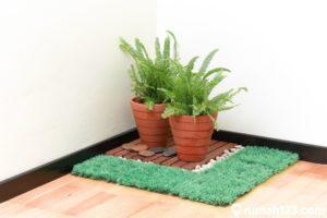 14 Desain Taman Indoor Mini Terbaru, Rumah Kecil Jadi Asri!