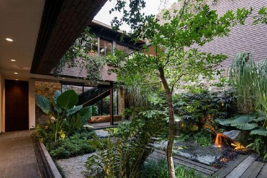 desain rumah asri