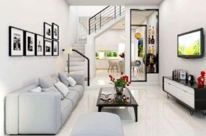 10 Inspirasi Desain Interior Rumah Mungil | Cocok Buat Rumah Type 36 Atau Type 45