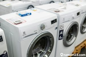 7 Rekomendasi Pilihan Mesin Cuci Electrolux, Cocok untuk Dipakai Jangka Panjang