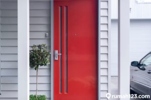12 Gambar Pintu Minimalis Depan Rumah Kekinian yang Bikin Tetangga Iri