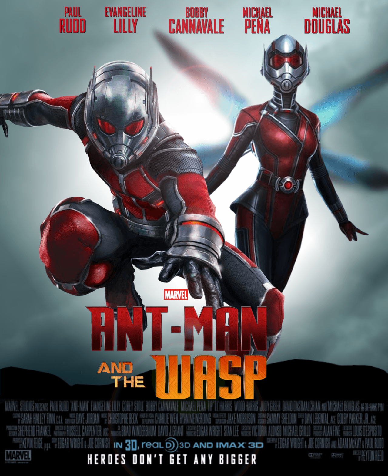 Ant Man and The Wasp_Urutan Film Marvel