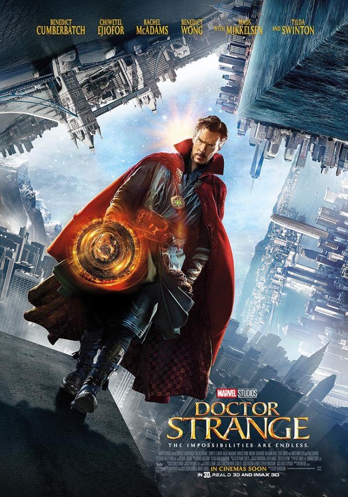 Doctor Strange_Urutan Film Marvel